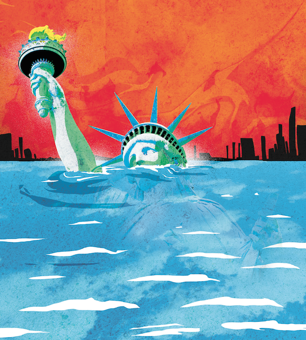 On the eve of U.S. elections: Responsible politics as a tool for addressing today's climatecris