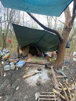Tous Humains : Mon expérience dans le camp de réfugiés de Grande-Synthe  près deCalais